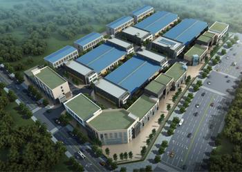 四川鑫和食品工業園